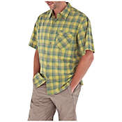 Royal Robbins Men's Slickrock Plaid S/S Top