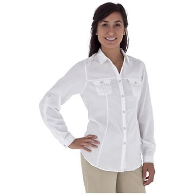 Royal Robbins Women's Summer Camp L/S Top