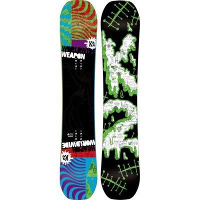 K2 WWW Rocker Snowboard 154 - Men's