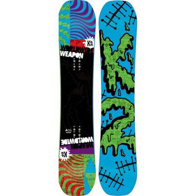 K2 WWW Rocker Snowboard 157 - Men's