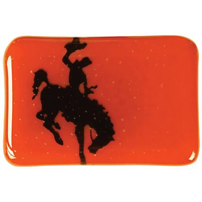 Mountain Khakis Glass Bronc Buckle