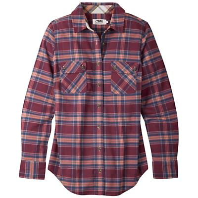 Mountain Khakis Women's Peaks Flannel Shirt
