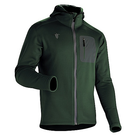 photo: Wild Things Women's Custom Wind Pro Hoody fleece jacket
