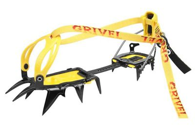 Grivel G12 New Matic Crampon Package