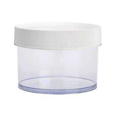 Nalgene Straight Side Jar - Polycarbonate