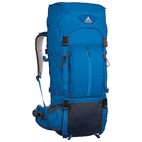 photo: VauDe Terkum 55 + 10 weekend pack (3,000 - 4,499 cu in)