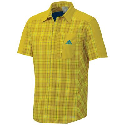 Adidas Men's Hiking / Trekking Trail Shirt