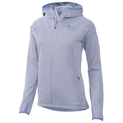 Adidas Women's Hiking / Trekking 1 Sided Fleece Hoodie