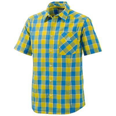 Adidas Men's S Short Sleeve Check S2 Shirt
