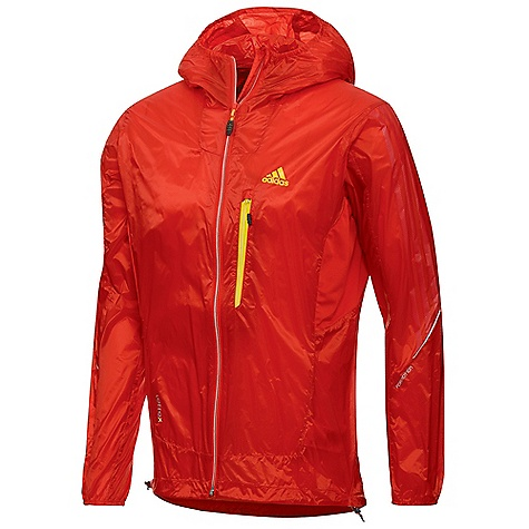 photo: Adidas Terrex Zupalite Jacket wind shirt