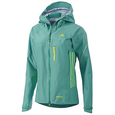 photo: Adidas Women's Terrex Feather Jacket waterproof jacket