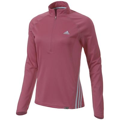 Adidas Women's Terrex Swift Half Zip Long Sleeve Shirt