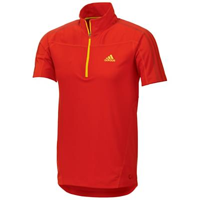 Adidas Men's Terrex Swift Short Sleeve Half Zip Tee