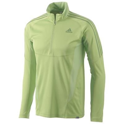 Adidas Men's Terrex Swift Long Sleeve Half Zip Tee