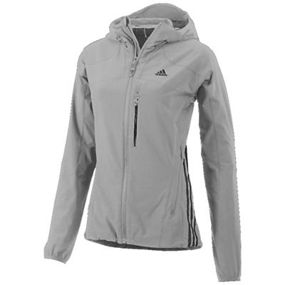 Adidas Women's Terrex Swift Light Hoodie Soft Shell Jacket