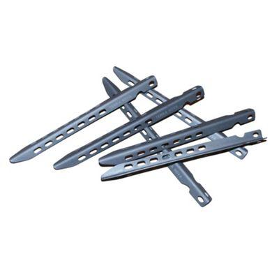 Terra Nova Titanium 18g V-Angle Peg - 6 Pack