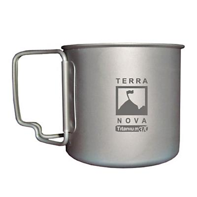 Terra Nova Titanium Cooking Mug