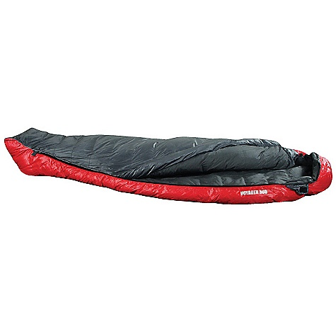 photo: Terra Nova Voyager 800 Sleeping Bag 3-season down sleeping bag