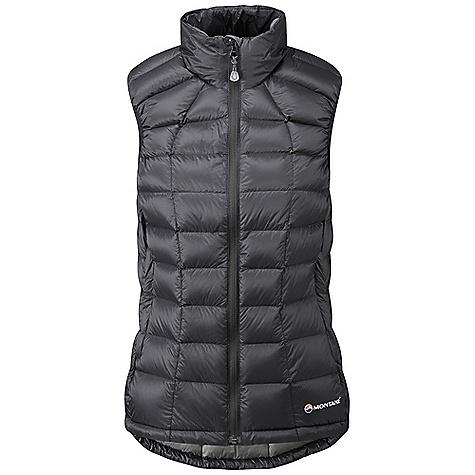 photo: Montane Anti-Freeze Vest down insulated vest