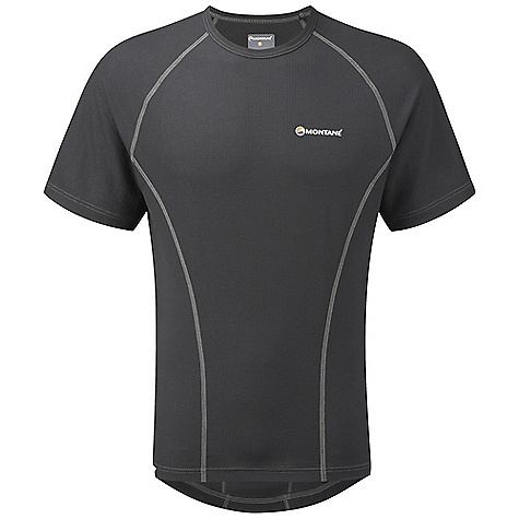photo: Montane Bionic Short Sleeve T-shirt short sleeve performance top