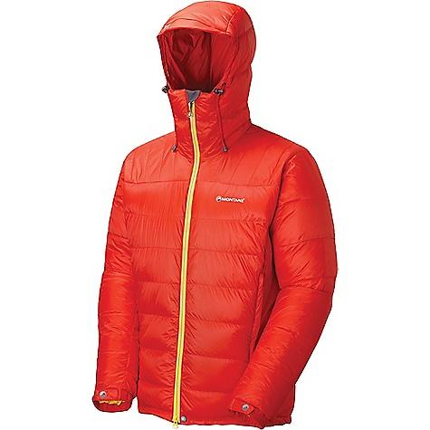 Montane Men's Black Ice Jacket MBIJA