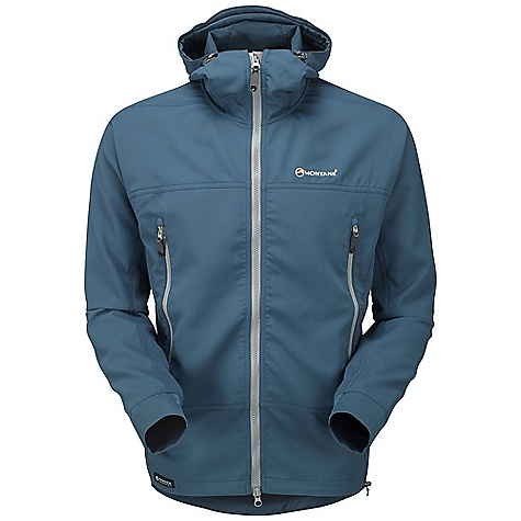 photo: Montane Dyno Jacket soft shell jacket