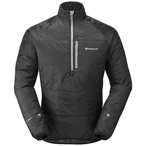 photo: Montane Fireball Smock synthetic insulated jacket
