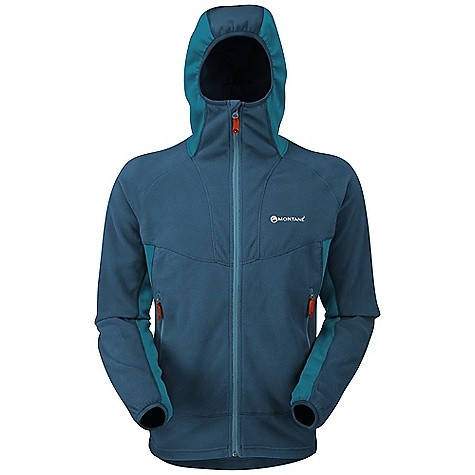 photo: Montane Women's Fury Jacket fleece jacket