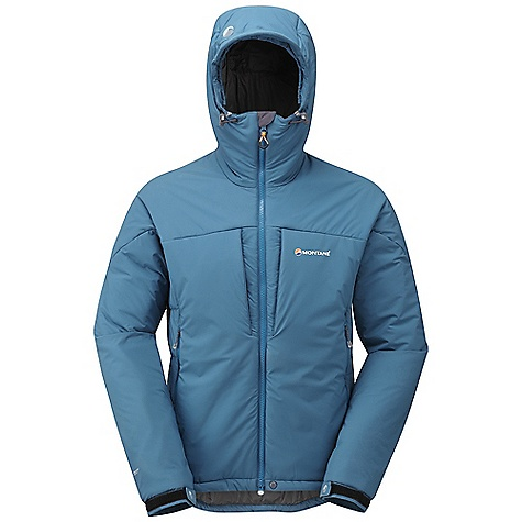 photo: Montane Ice Guide Jacket synthetic insulated jacket