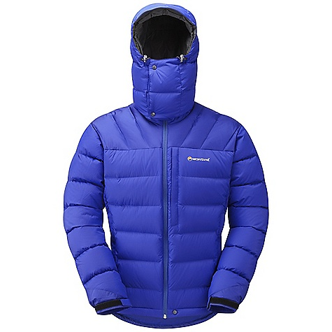 photo: Montane Polestar Jacket down insulated jacket