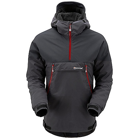 photo: Montane Resolute Smock synthetic insulated jacket