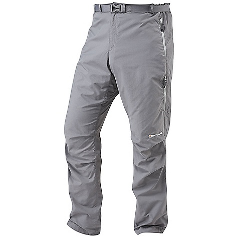 photo: Montane Terra Pack Pants hiking pant