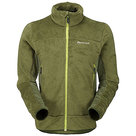 photo: Montane Wolf Jacket fleece jacket