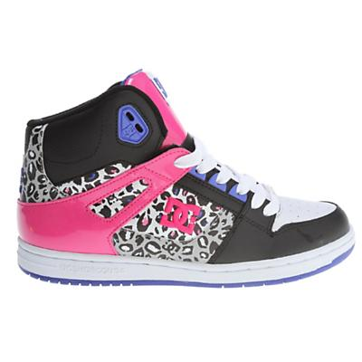 DC Rebound HI Skate Shoes - Women's