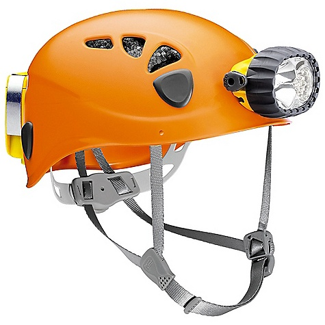 photo: Petzl Trios climbing helmet