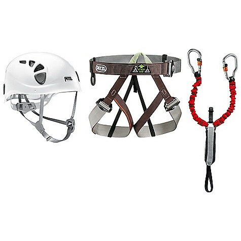 photo: Petzl Via Ferrata Kit
