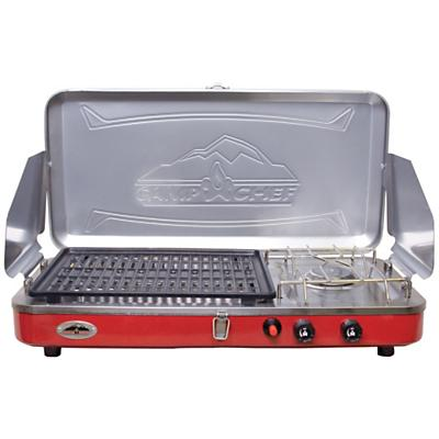 Camp Chef Rainier Two Burner Grill / Stove Combo