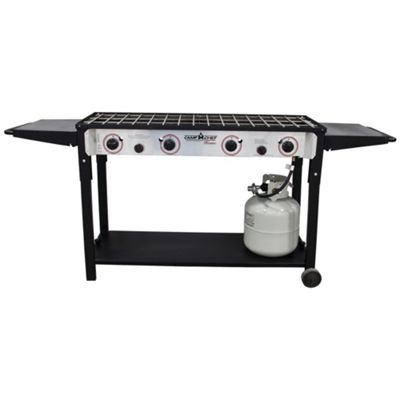 Camp Chef Somerset IV Four-Burner Stove