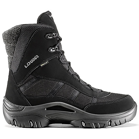 photo: Lowa Trident II GTX winter boot