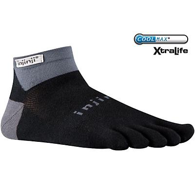 Injinji Nuwool Run Lightweight Mini Crew Toesock