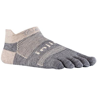 Injinji Nuwool Run Original Weight No Show Toesock