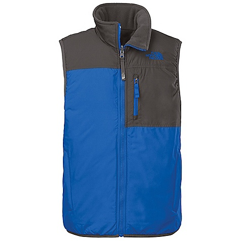 The North Face Insulated Reversible Ledger Vest