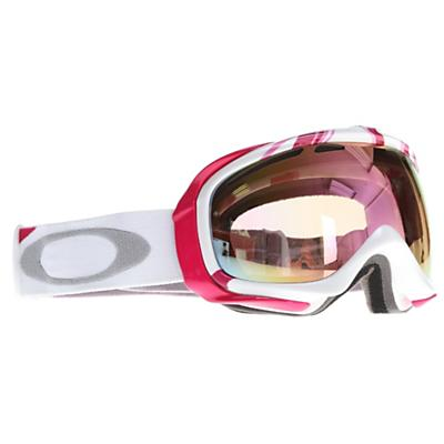 Oakley Elevate Snowboard Goggles Ysc/Breast Cancer/VR50 Iridium Lens - Women's