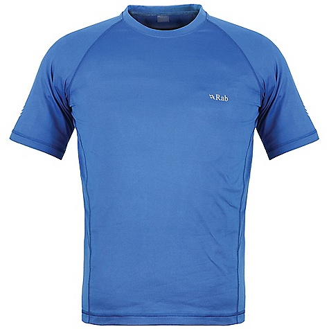 photo: Rab Men's Aeon Plus Tee short sleeve performance top