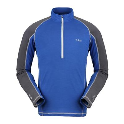 Rab Men's Aeon Plus Zip Tee