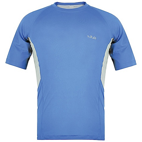 photo: Rab Helium Tee short sleeve performance top