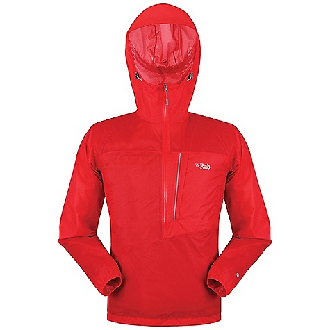 photo: Rab Pulse Pull-On waterproof jacket