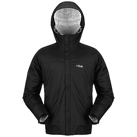 photo: Rab Tempo Jacket waterproof jacket