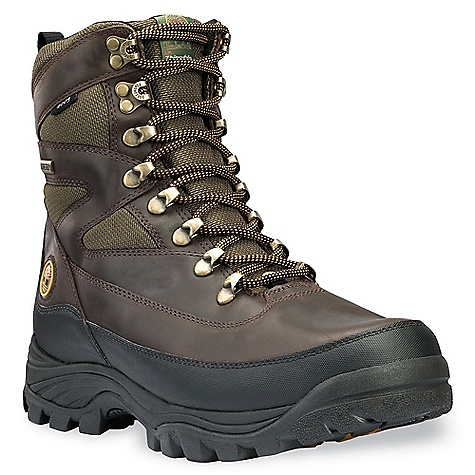 "photo: Timberland Men's Chocorua 8"" Winter Hiker with Gore-Tex hiking boot"