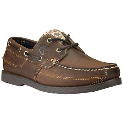 Timberland Men's Earthkeepers Kiawah Bay Handsewn Boat Shoe